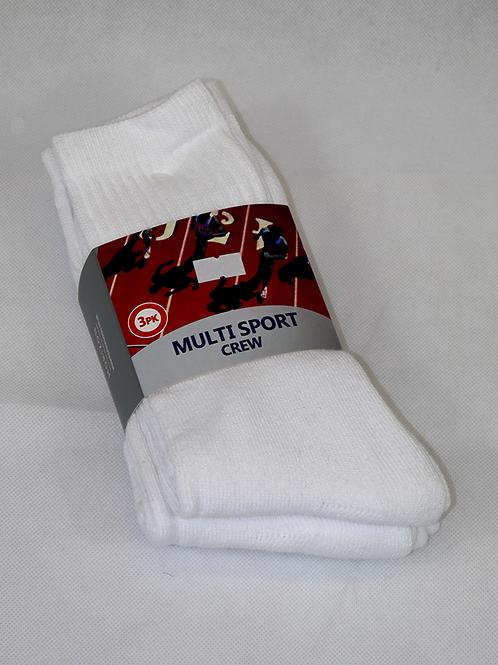 RSG White Ankle Sock