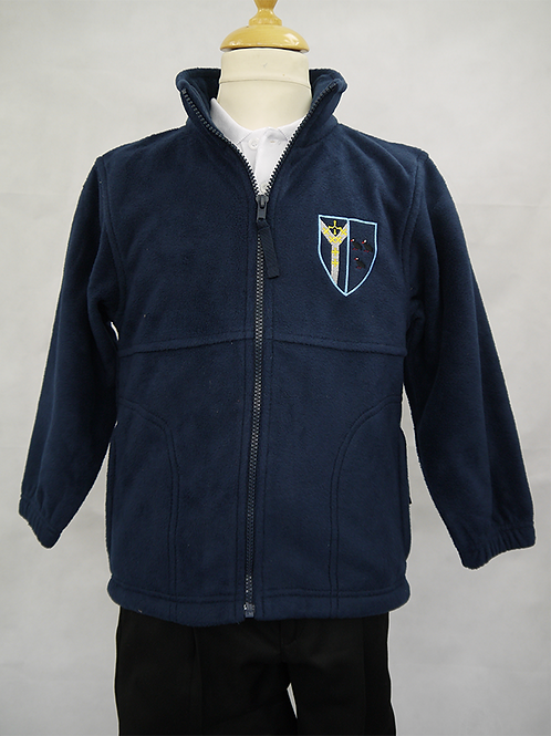 SToC Navy Fleece