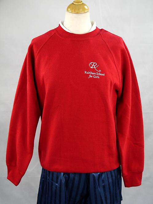 RSG Red PE Sweatshirt