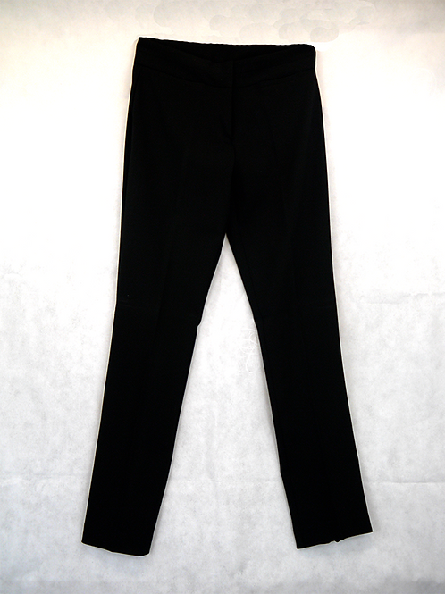RM Girls Black Straight Trousers