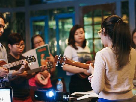 Lớp Guitar & Ukulele - Phú Nhuận (Gia Định) 2020