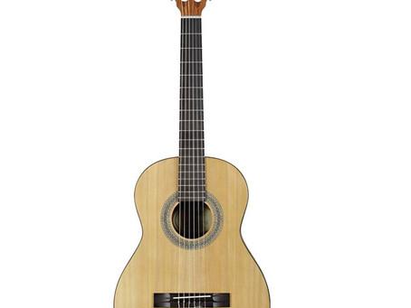 Guitar cho người mới tập - Mẫu 01