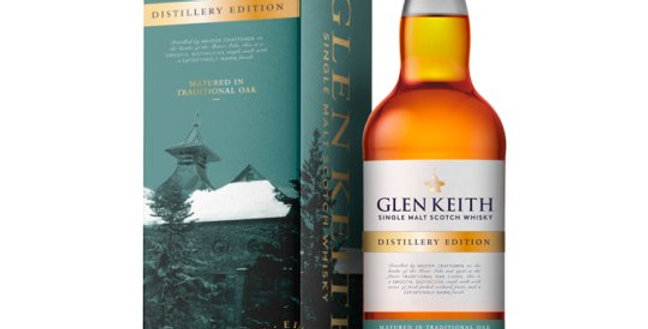 Glen Keith Scotch Whiskey 70cl