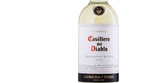Casillero Del Diablo White Wine 70cl