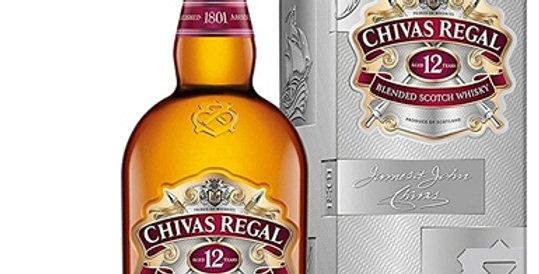 Chevas Regal 12 yo Scotch