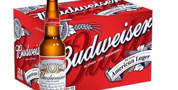 Budweiser Beer 24's x 300ml