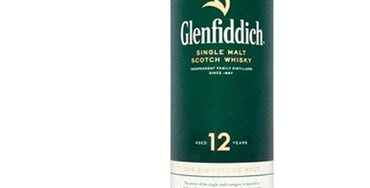 Glenfiddich 12 yo speyside