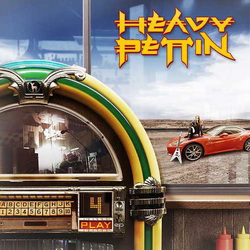 Heavy Pettin 4Play CD