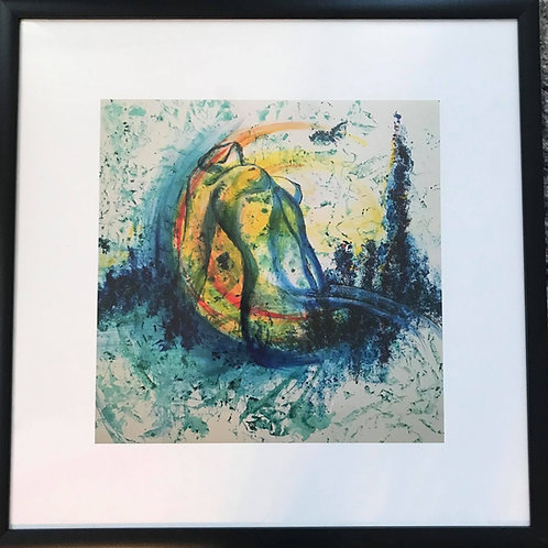 Ecstacy Giclee Print