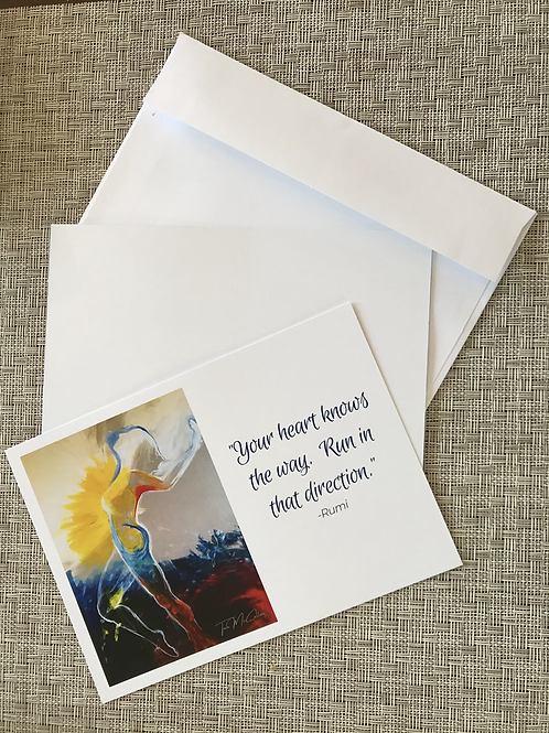 Fine Art Greeting Card(s)