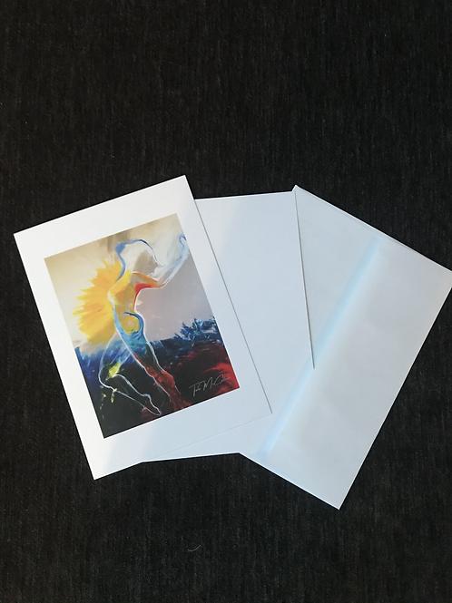 Fine Art Greeting Card(s)