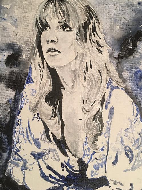 Print of Stevie Nicks