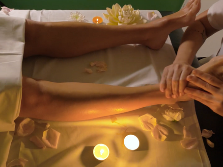 Thai Foot Massage Seminars