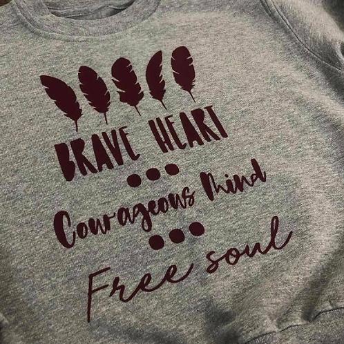 BRAVE HEART DESIGN