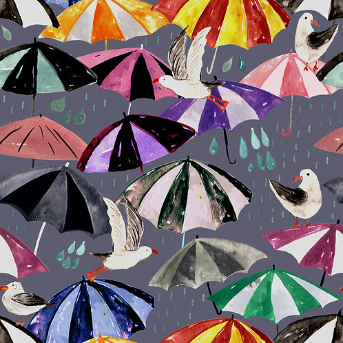 UMBRELLA FUN PRINT