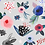 Thumbnail: MUTED FLOWERS PRINT