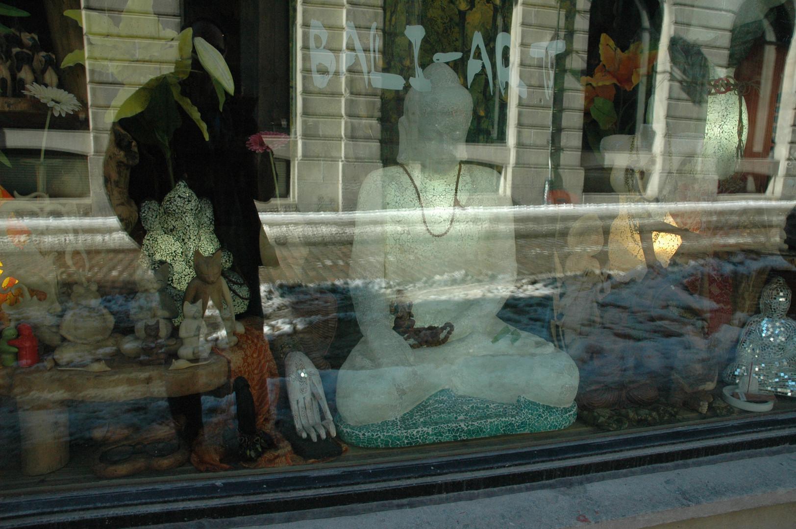 Montreal Buddha