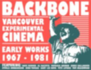 Backbone, vancouver, experimental cinema