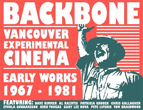 Backbone, vancouver, experimental cinema