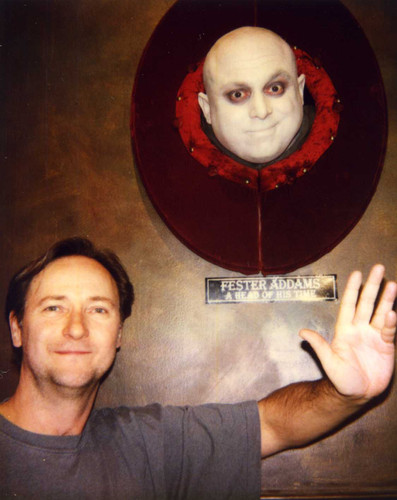 The Addams w_ the Late Great Mike Roberd