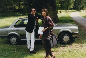 HL Ken Gord (Prod), Chantal Giuliani (De