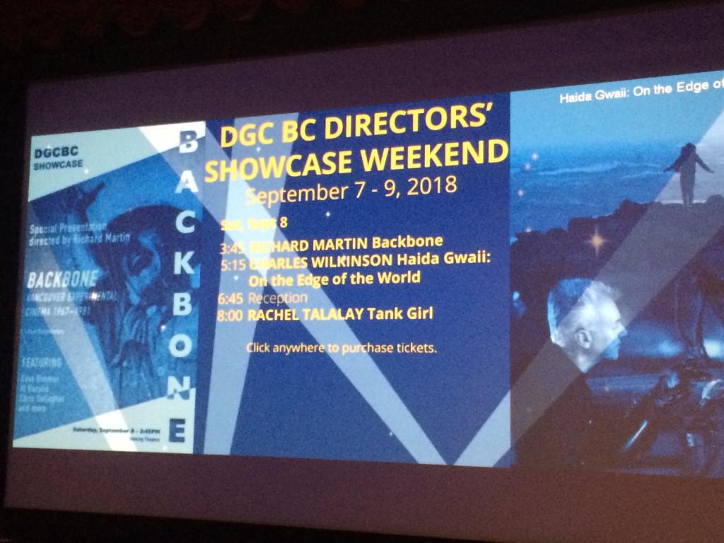 BackBone Screening DGCBC