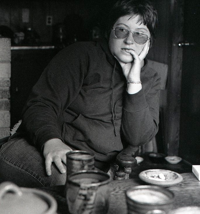 A Sechelt Potter