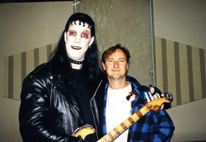 The Addams and John DeSantis