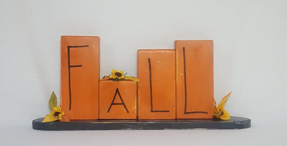 Fall Table Top Decor