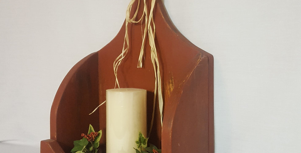 Wall Hanging Candle Boxes