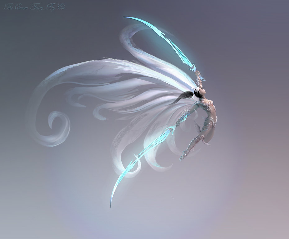 Fairy-Digitial Painting