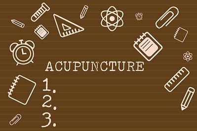 Balance method acupuncture 123