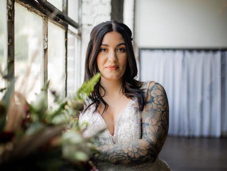 Lesley Ralston's Bridal Styled Shoot