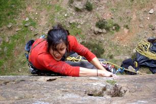 Clean Climbing Kurs Peak District