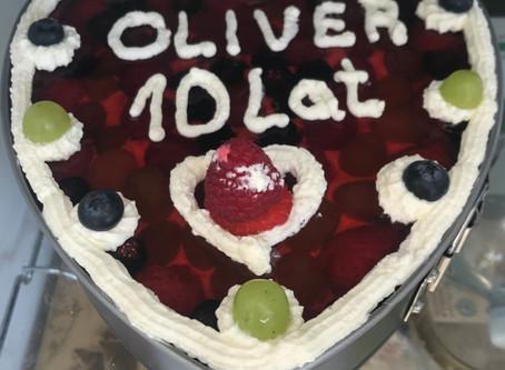 Birthdays in Poland & Oliver's 10th birthday!