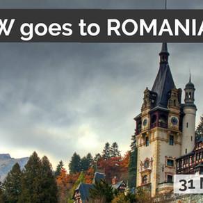 Grimshaw Trip to Romania