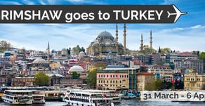 Grimshaw Trip to Turkey