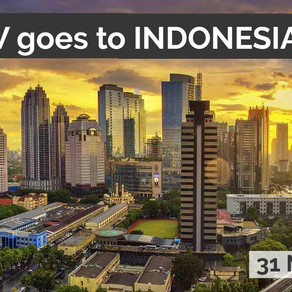 Grimshaw Trip to Indonesia