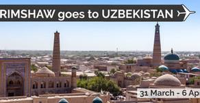 Grimshaw Trip to Uzbekistan