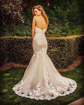 Dream #weddingdress Jin Blue collection