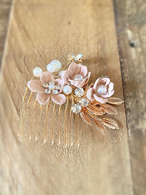 Handmade Bridal or  Bridesmaids Hair Accessory