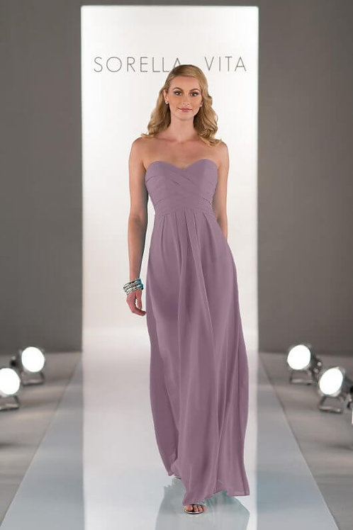 Dusty Lavender size 16 8405
