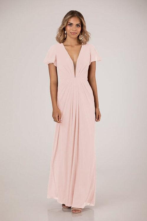 Blush Bridesmaid Dresses Sheffield