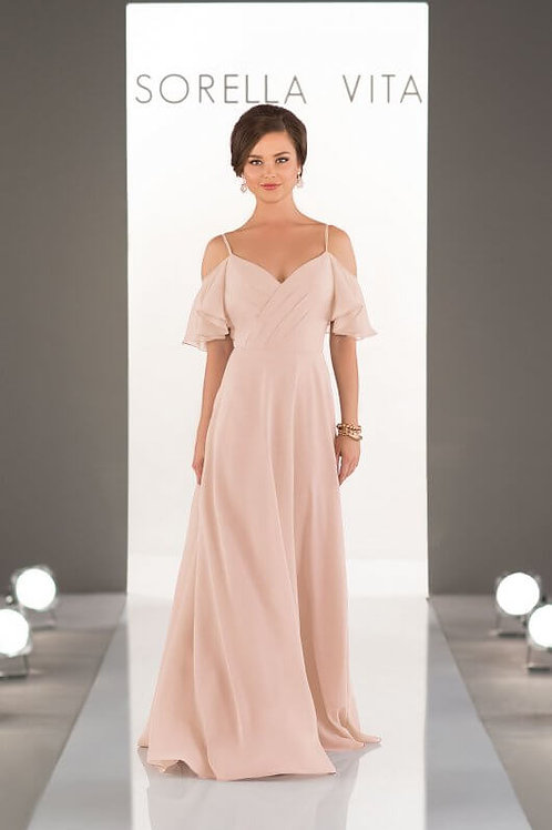 8960 Sorella Vita Bridesmaid Dress Available in 30+ shades