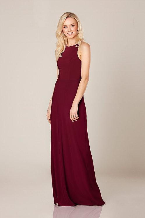9356 Sorella Vita Bridesmaid Halter Neck Bridesmaid Dress