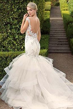 Fishtail Wedding Dress Sheffield