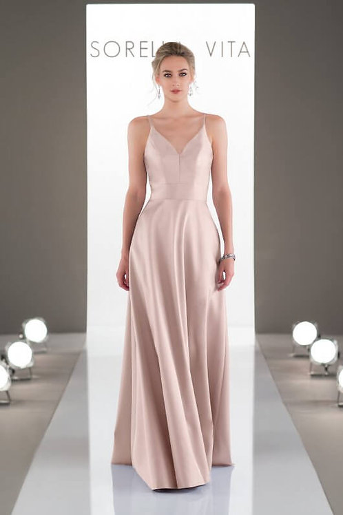 9108 Size 14 Pink Champagne