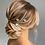 Thumbnail: Opal leaf hair pin