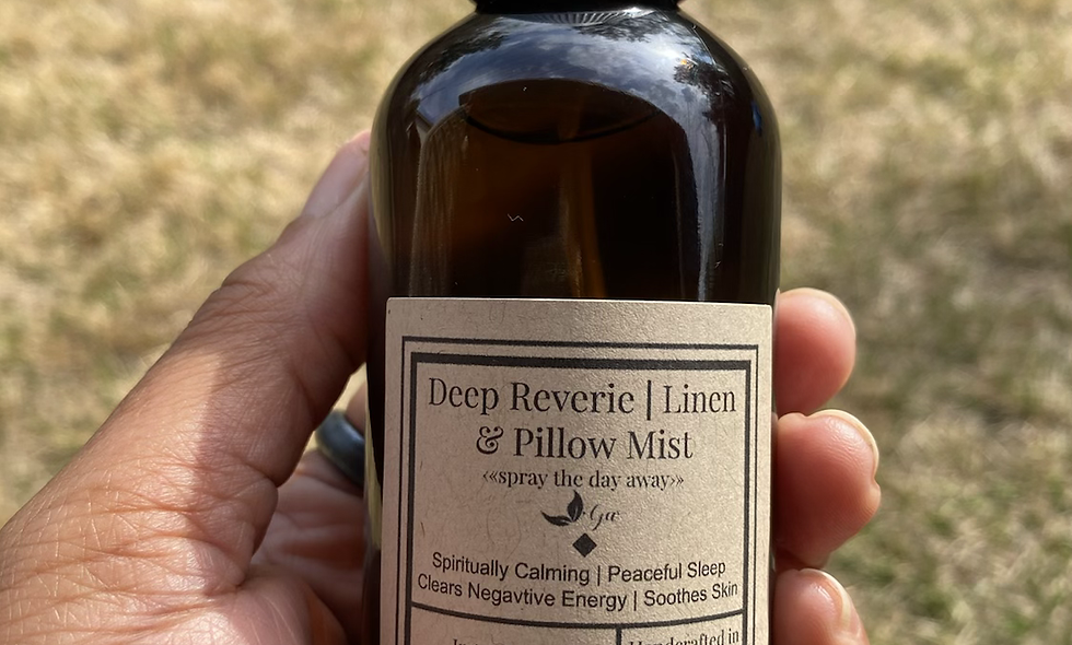 Deep Reverie | Linen & Pillow Mist