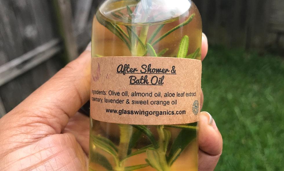After Shower & Bath Oil 4oz